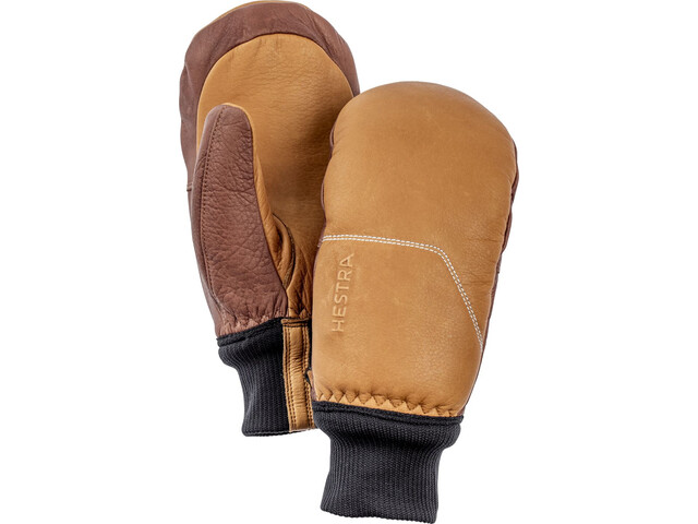Hestra Omni Mittens cork/brown
